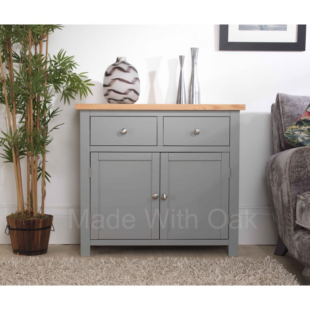 Richmond Grey Painted Furniture Small Sideboard