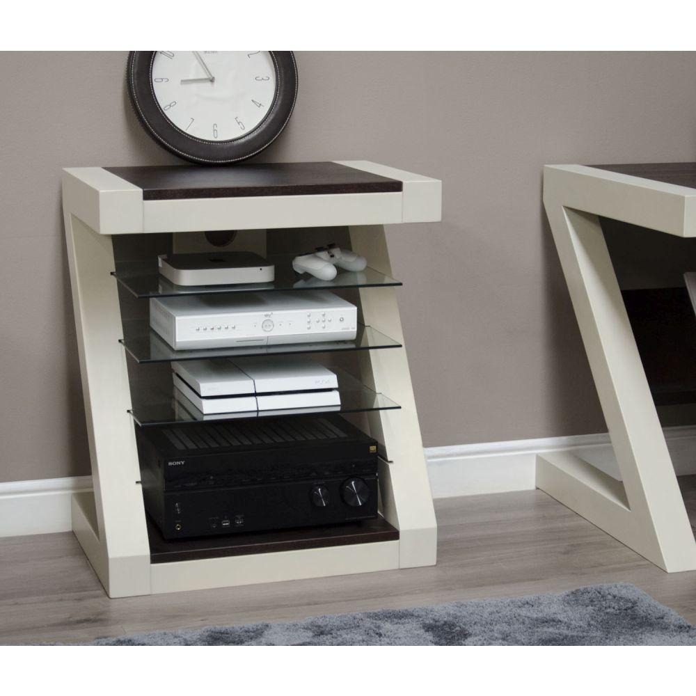 Z Painted Furniture Hi Fi Cabinet Wenge Oak Top 5 Star